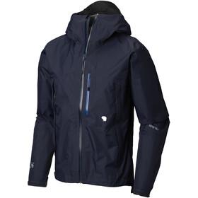 Mountain Hardwear Exposure/2 Gore-Tex Paclite Chaqueta Hombre, dark zinc
